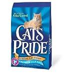 Cats Pride 1924 20 lbs. Bag Cat Litter