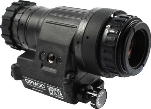 OPMOD PVS-14 Monocular Gen 3 PINNACLE Night Vision Scope - 64 lp/mm Res GNVPVS14-OPMOD