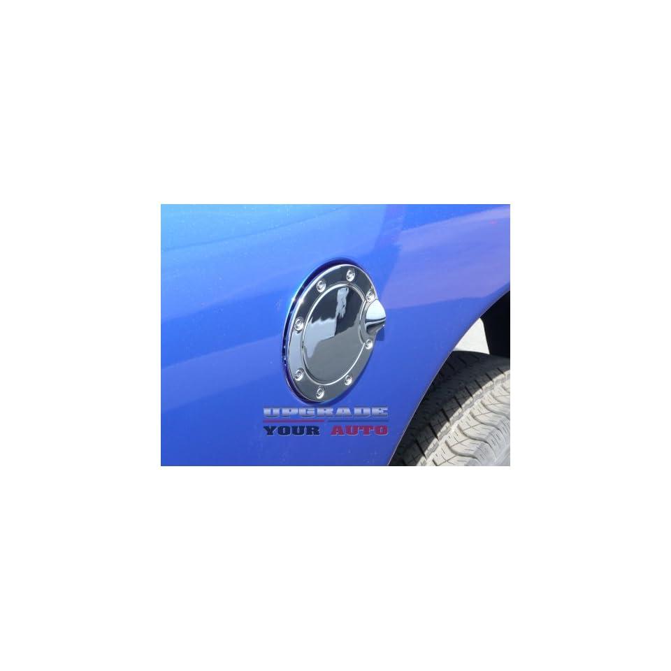 2002 2008 Dodge Ram Chrome Gas Door Cover