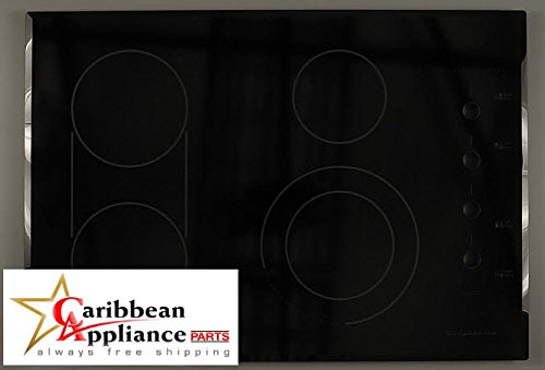 318282513 New OEM Frigidaire Glass Cooktop