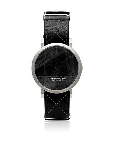 South Lane Reloj de cuarzo Unisex South Lane Signature Alpha Quilted 40 mm