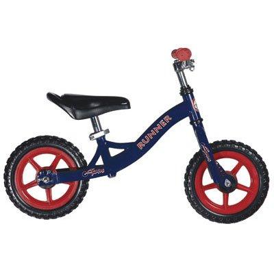 Adams Boy's Run Bike, Blue/Red