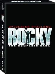 Rocky (the Complete Saga)