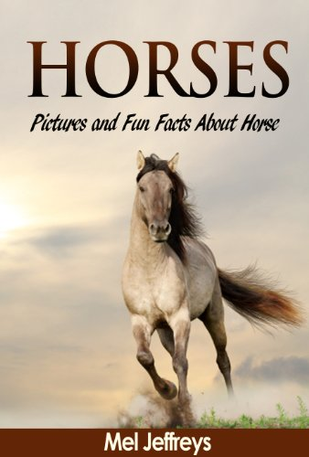Free Kindle Book : Horses: Pictures and Fun Facts About Horse Colors (Horse & Pony Books)