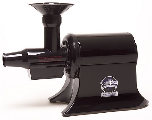 Champion Commercial Juicer G5-PG710 - Anniversary Package (Black)
