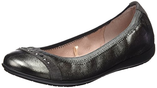 Garvalín 161662, Ballerine bambine grigio Size: 35