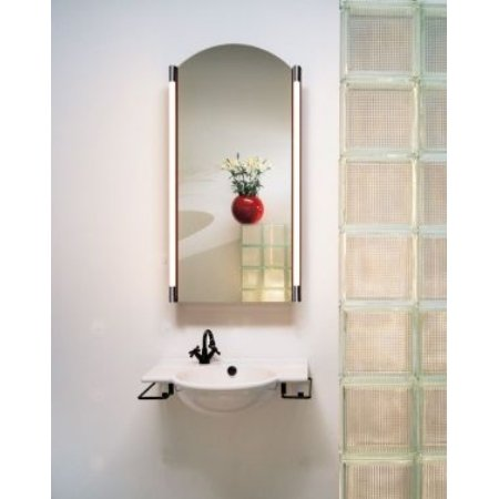Robern Arched Bathroom Mirror front-546645