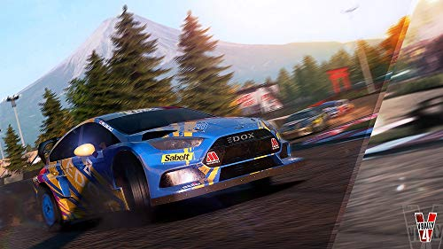 V-Rally 4 オリジナルスマホ壁紙 配信 - PS4 ゲーム画面スクリーンショット1