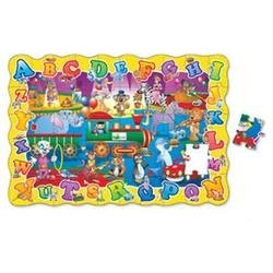 Picture of The Learning Journey Find It! A-B-C Floor Puzzle (B0007XDEZS) (Floor Puzzles)