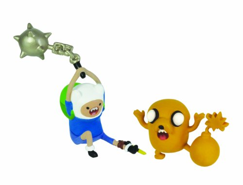 "Adventure Time 2"" Battle Pack Finn and Jake - 1"