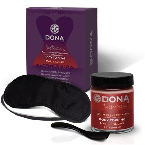Dona-Body-Topping-2-oz-Maple-Sugar
