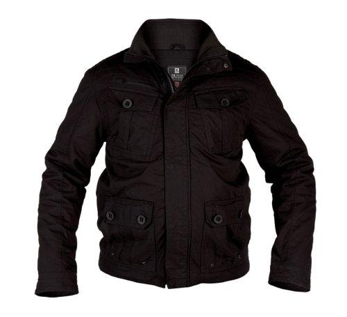 D555 Kingsize Large Mens Cotton Canvas Jacket (1XL-6XL)