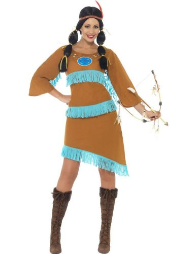 Smiffy's Women's Indian Princess Costume