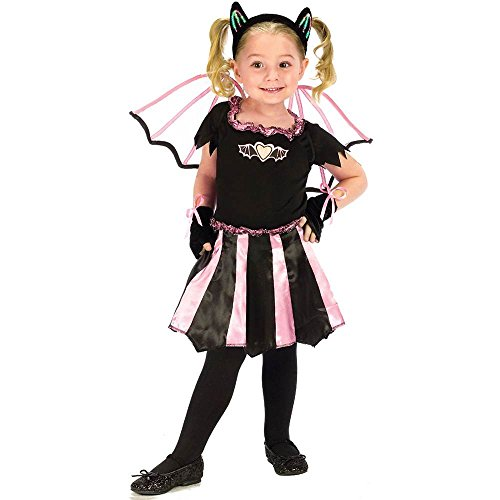 Sweetheart Bat Toddler Costume