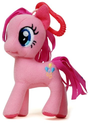 My Little Pony Friendship is Magic 3 Inch Plush Clip Pinkie Pie
