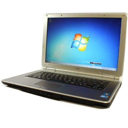 NEC VersaPro VD-B VK26MD-B Core i5 2GB 160GB DVDスーパーマルチ 15.6型液晶 Windows 7 Pro 中古