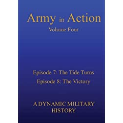 Army in Action - Volume Four