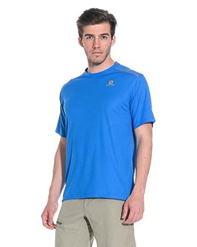 Salomon T-Shirt Stroll M Union [Blu]