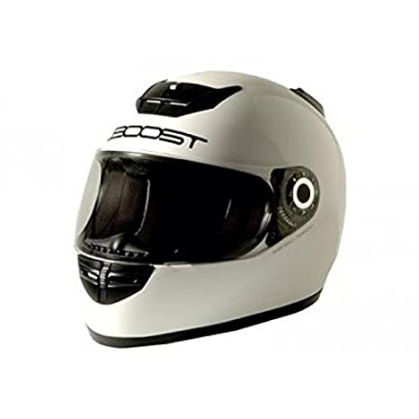 BS01842 - Casque Boost B530 Blanc Perle Xs