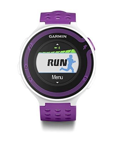 Garmin Forerunner 220 - Advanced Running Gps Watch Bianco/Viola