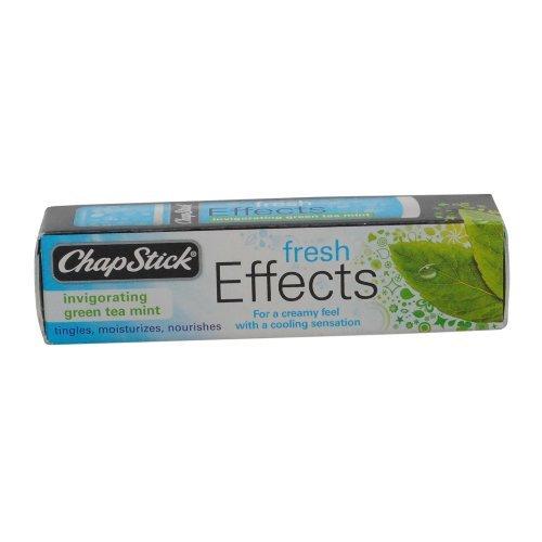 Chapstick Fresh Effects Invigorating Green Tea Mint 0.15-oz