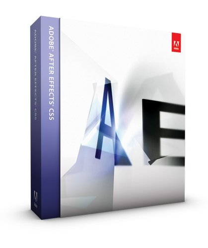Adobe After Effects CS5 Macintosh版 (64bit)