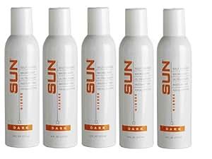 Sun Laboratories Ultra Dark Self Tanning Spray Can - set of 5 (30 oz)