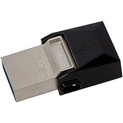 Kingston Technology DataTraveler 16GB microDuo 3.0