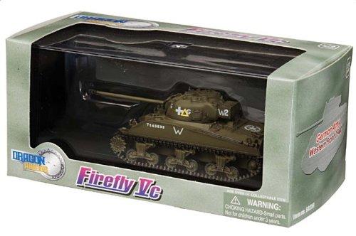 1:72 ドラゴンモデルズ アーマー コレクター シリーズ 60259 M4 シャーマン Firefly ディスプレイ モデル ドイツ軍 ドイツ 1944【並行輸入品】