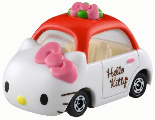 Dream Tomica No.152 Hello Kitty - 1