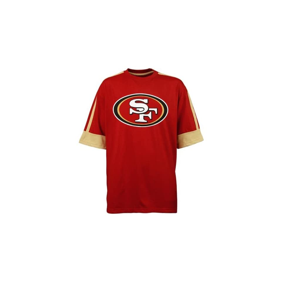 San Francisco 49ers Red Victory Gear T shirt on PopScreen dbbcedf9d