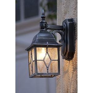 Luminaires exterieur eclairage pour terrasse et patio for Luminaire ancien exterieur