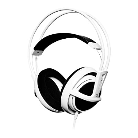 SteelSeries Siberia Full-Size Headset (White)