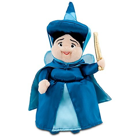 Disney Sleeping Beauty Exclusive 10 Inch Plush Merryweather
