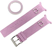 Gucci YFA50004 U-Play Kit Medium Mauve Rubber Watch Case