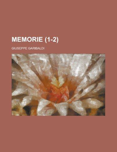 Memorie (1-2)