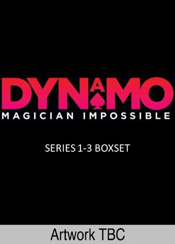 Dynamo: Magician Impossible: Season 1-3 [Blu-ray] [Import]