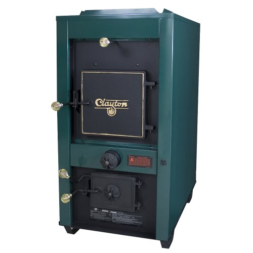 US Stove 1802G Warm Air Extra Large Wood and Coal Furnace