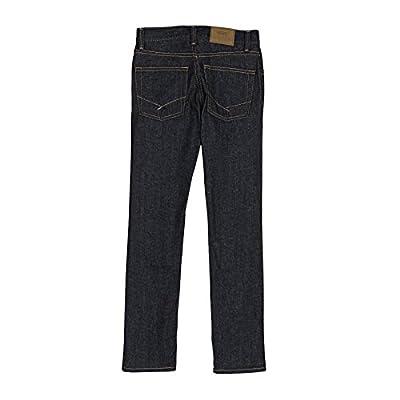 Vans Jeans - Vans Boy's V76 Skinny Jeans - Indigo