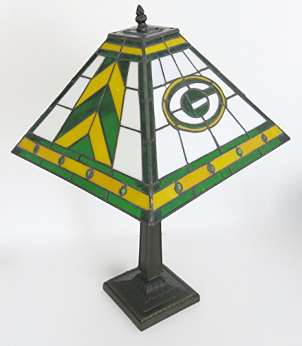 Green Bay Packers Table Lamps Price Compare