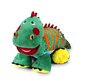 Stuffies - Igby the Iguana by ZOOMWORKS