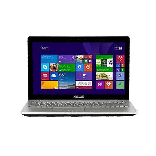 Asus N550JK-DS71T 15.6 inch Touchscreen Intel Core i7-4700HQ 2.4GHz/ Intel HM86/ 8GB DDR3L/ 1TB HDD/ DVD±RW/ USB3.0/ Windows 8.1 Notebook...