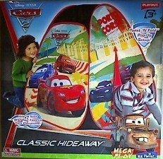 Disney Pixar Cars 2 Classic Hideaway Play Tent