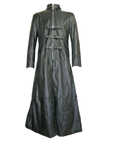 Pariah Gothic Trench Coat - S