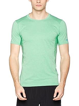 CMP Camiseta Manga Corta 3T62367 (Verde Claro)