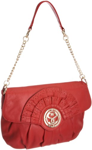 Suzy Smith Womens ZB002838GL Handbag Tomato