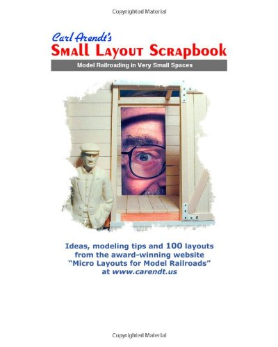 Carl Arendt's Small Layout Scrapbook