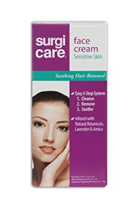 Best Cheap Deal for Surgicare Face Cream - for Sensitive Skin, 1-Ounce (Pack of 2) from American International Industries - Free 2 Day Shipping Available