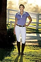 Romfh Sarafina Breeches - Ladies Euro Seat - Size:34 Regular Color:Beige by ERS