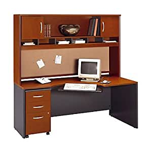 Corner Desk With Hutch Office Products